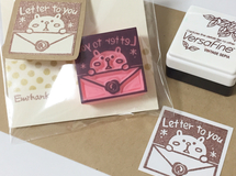 Letter to youはんこ