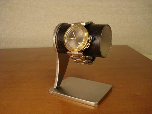 腕時計スタンド ブラックコルクインテ...