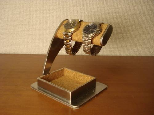 だ円おおきいトレイ腕時計スタンド NJ...