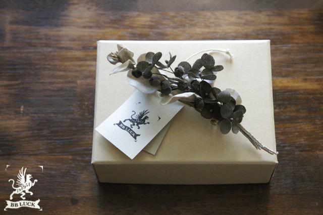barrette【 布花バレッタ lily of the v...