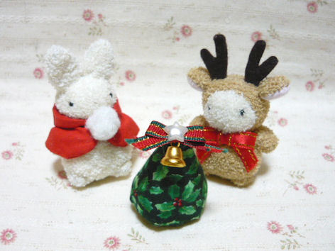 うさこさんとトナカイさん クリスマス