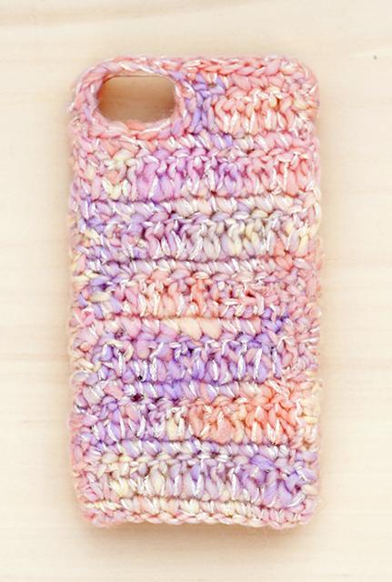 iPhone8ケース -優雅なキリン-
