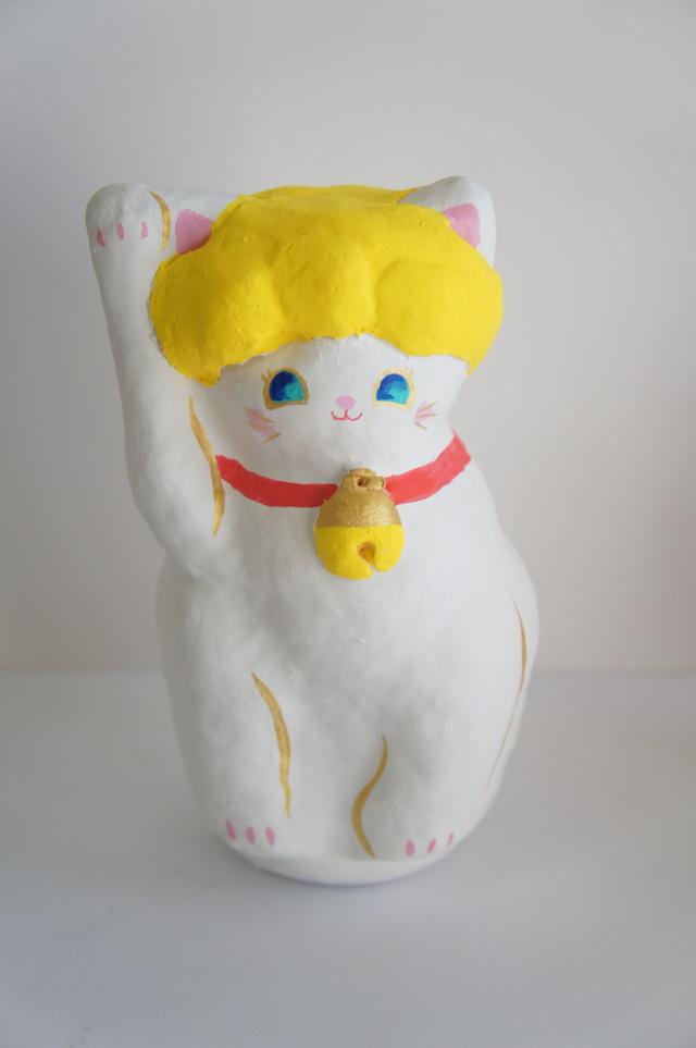 マネチー猫