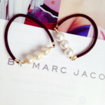 【再販12】10mm cotton pearl hair accessory