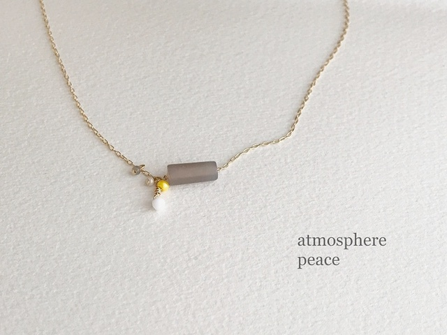 Morning(necklace)