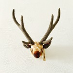 ANIMAL TROPHY・Deerシカ(S.size)