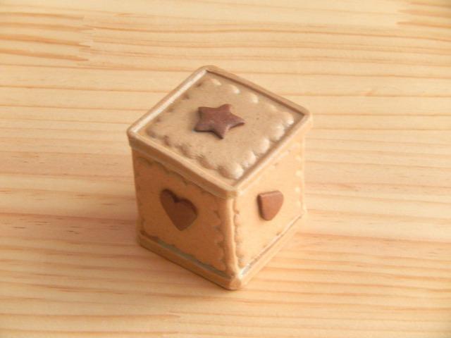 クッキーの小箱 バニラ