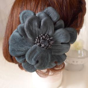 black flower baretta
