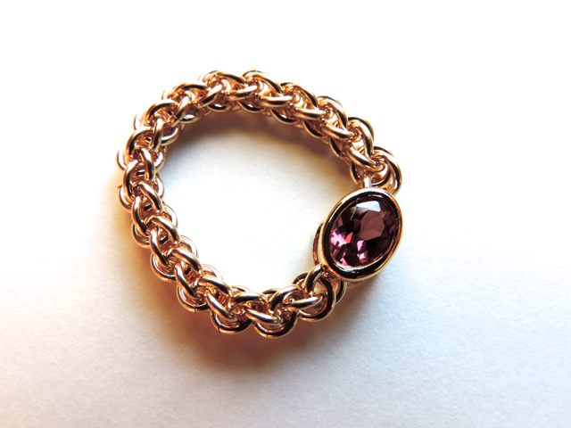 『 Embrace ( heart ) 』Ring by K14GF