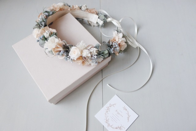[Hare] -shiori-  flowercrown