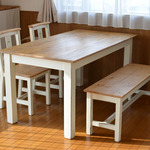 【 Dining table set 】 ~受注製作品~