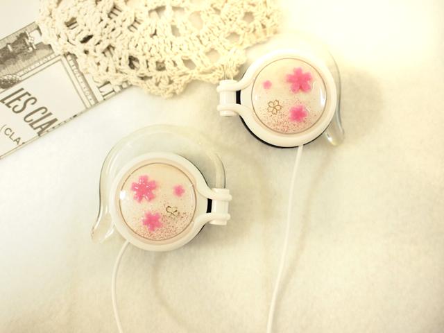 桜舞うヘッドフォン