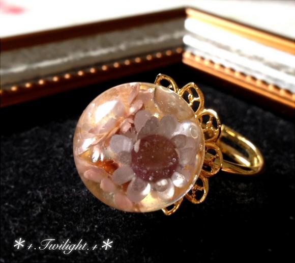 *+.Flower ring.+*