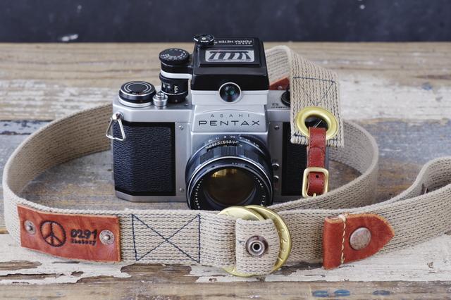 期間限定RINGカメラストラップ (WASH BG...