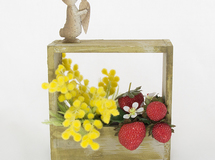 花壇 ~ Rabbit BOX ~ Yellow STYLE