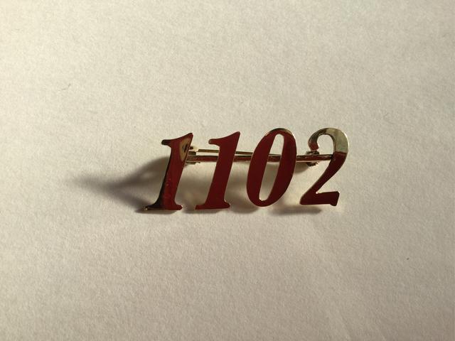 """hotel room number series """"1102"""""""