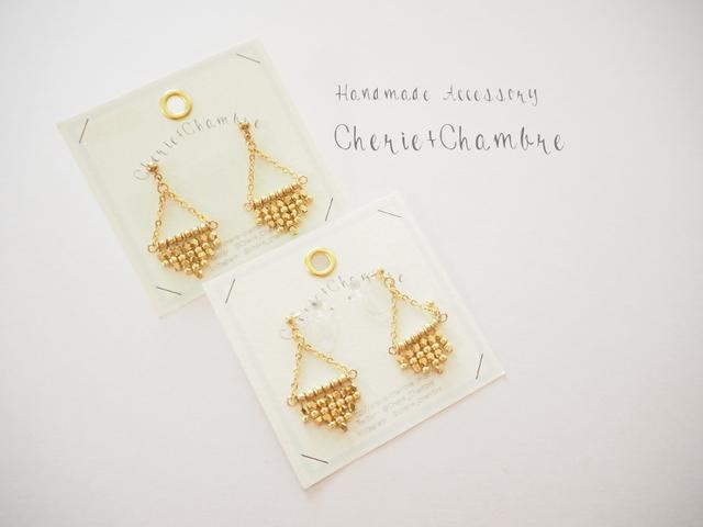 Chandelier Pierce&Earring