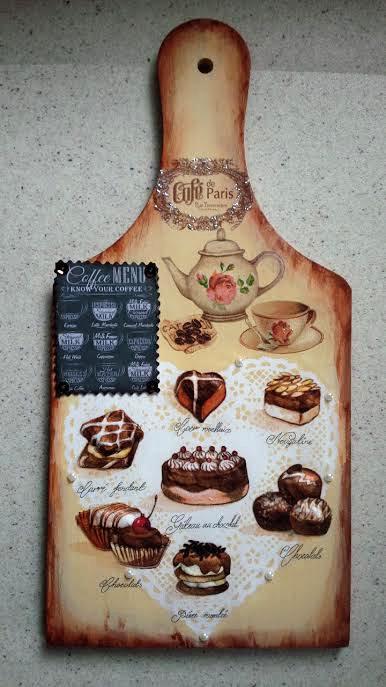 デコナップ キッチンボード