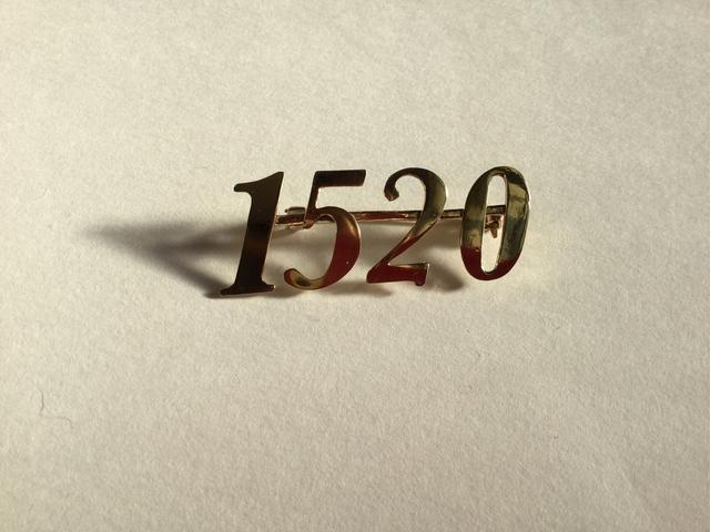 """hotel room number series """"1520"""""""