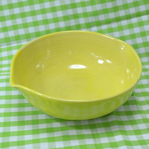 レモンの形の器