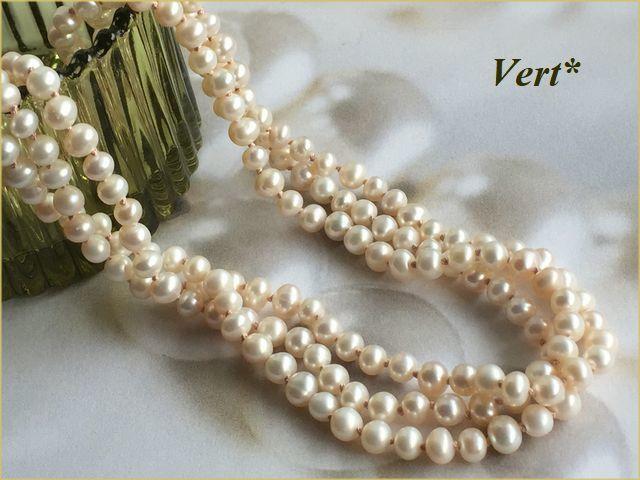 Vert* 【Vermeil】 ライトピーチポテト...