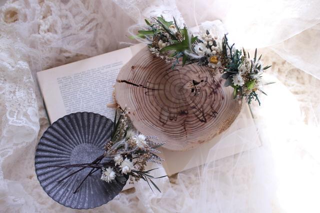 Flower bonne #112 [髪飾り×ブライダ...