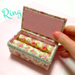 Ring box(Light green)