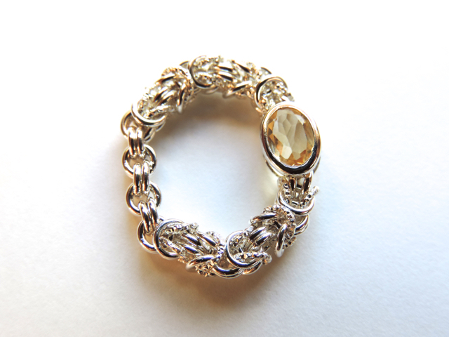 『 Early spring ( inner ) 』Ring by S...
