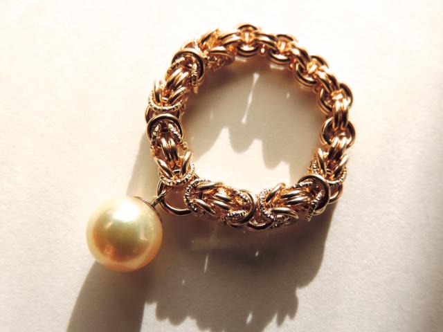 『 Mermaid line ( beauty-SC ) 』Ring ...