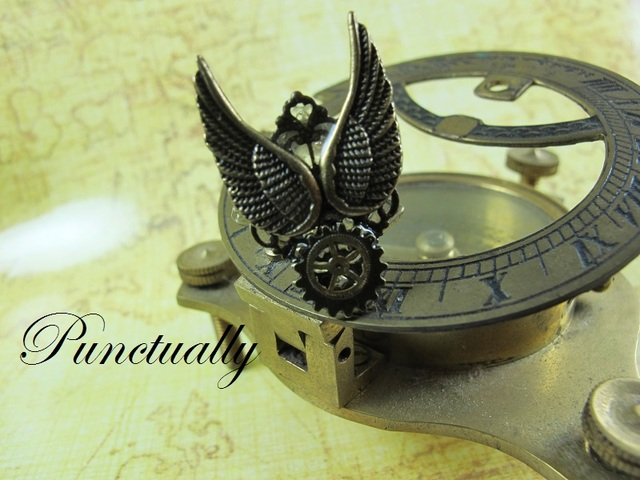 飛び立ち、そして羽を休めるエンジェルのリング (pt-010)