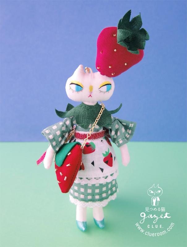 いちごにかじられた猫のgazet(doll) 014