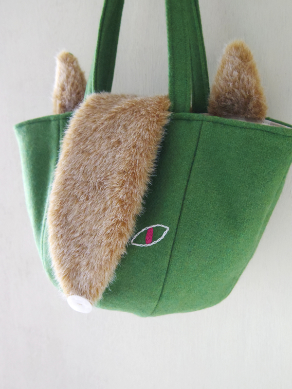 【sold out】猫まるBAG 002