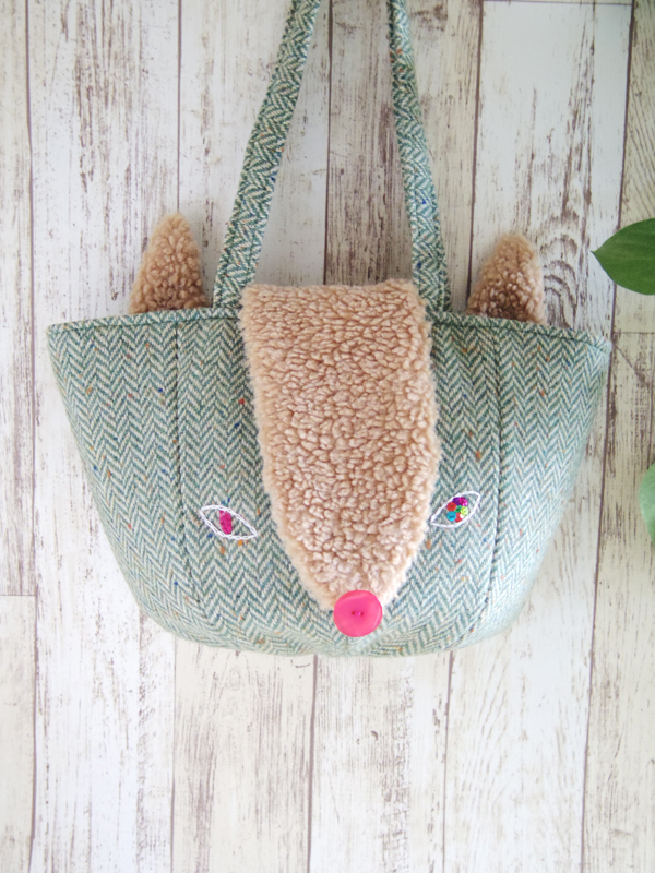 【sold out】猫まるBAG 003