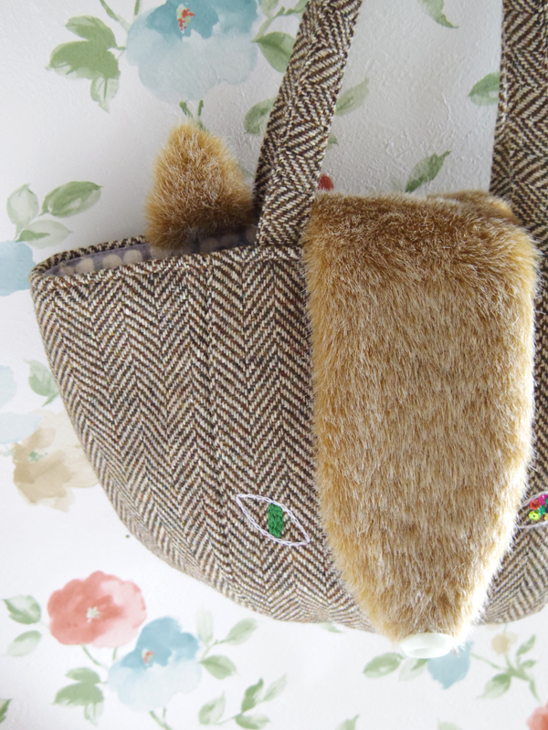 【sold out】猫まるBAG 004
