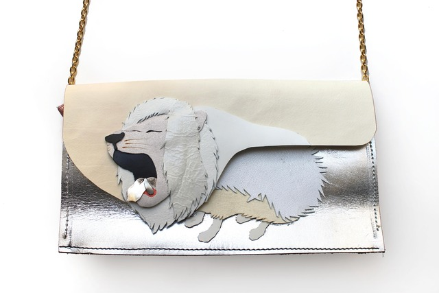 montage bag【ラリネズミ】