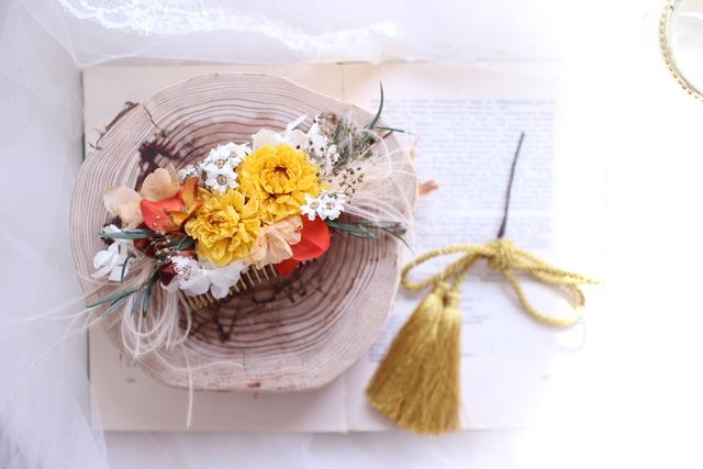 arrangement * head dress #120 [髪飾...