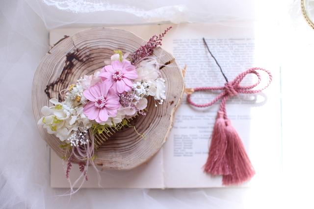 arrangement * head dress #121 [髪飾...