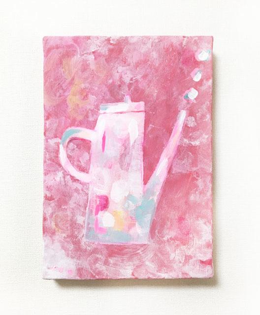 春の紅茶[原画]