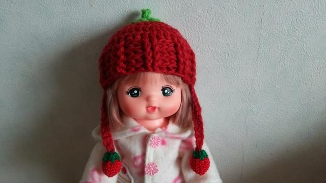 ぽぽちゃん用ニット帽の作り方|編み物|編み物・ …