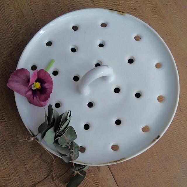 蒸し皿: M