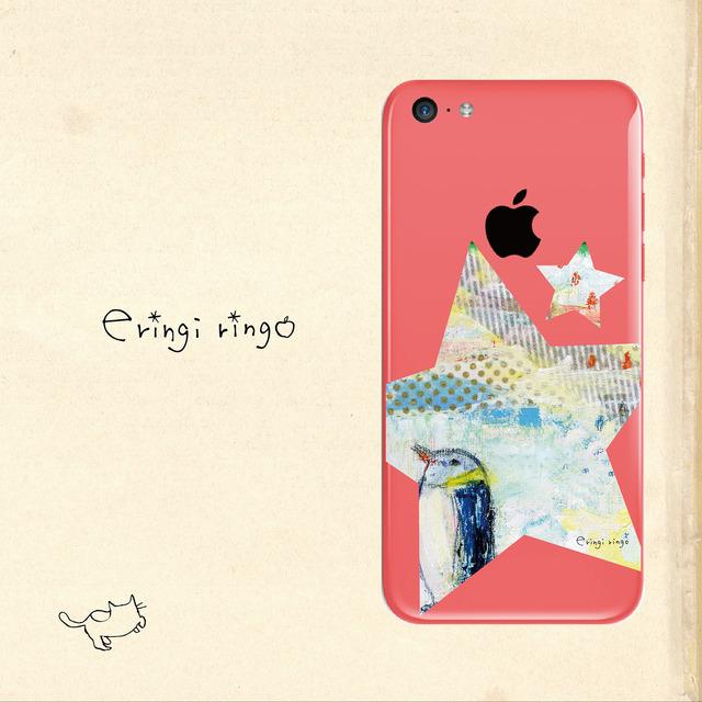 とべない鳥ではない☆☆ クリア iPhone case(5c)