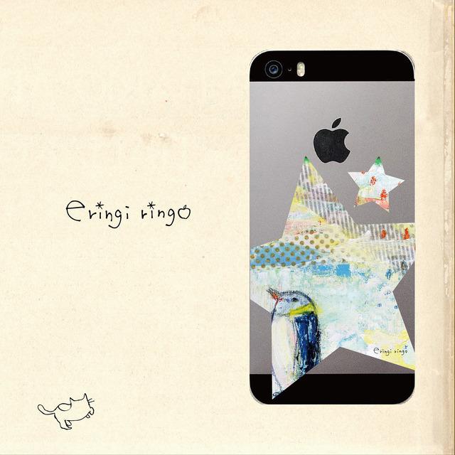 【ありがとう!送料無料】とべない鳥ではない☆☆ クリア iPhone case(5s)