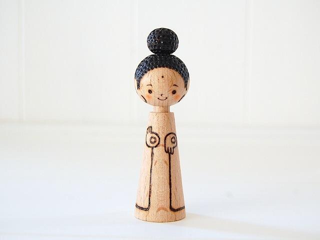 [conocokeshi]阿弥陀様*指人形・hand...