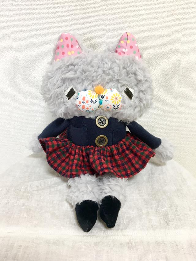 チビながネコやん-82(制服  スカート、...