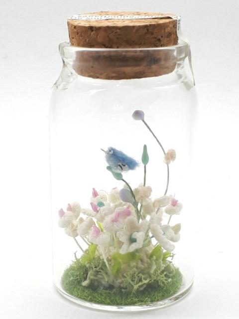 しあわせの青い鳥ボトル-M パルテール♪