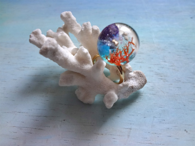 <SOLD> Seascape Ring c