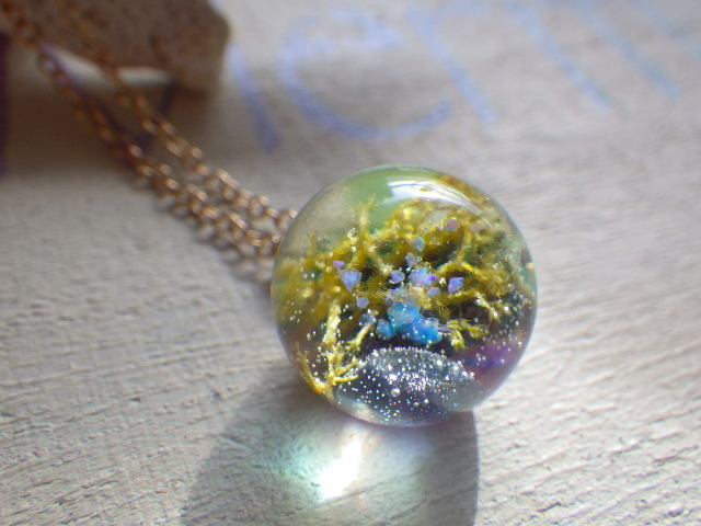 Seascapes Necklace x