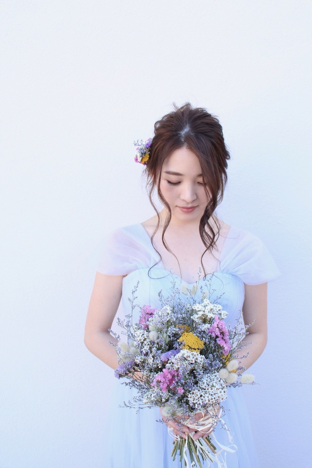 wedding bouquet #111 [ブーケ×ブライ...