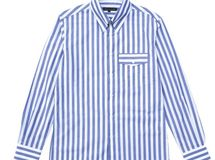オリジナル TERRY B.D. SHIRTS BLUE