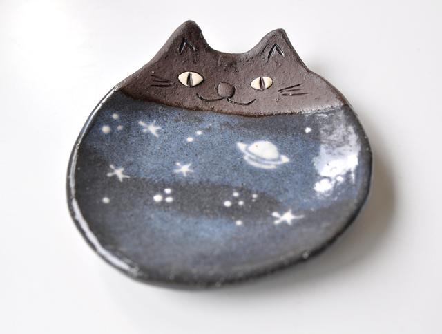 星猫の小皿 PLANET
